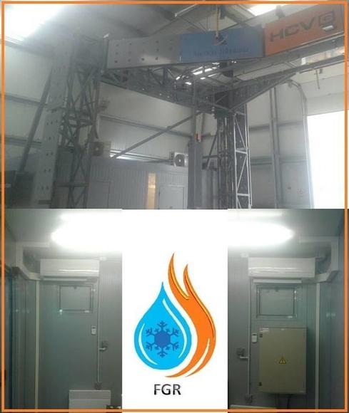 Climatización en general: Servicios y trabajos de FGR Soluciones Energéticas