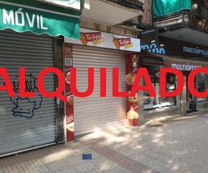 Alquiler Local Avd. Barber