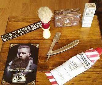 Servicio de estética: Servicios y productos de Fabre Barber Shop