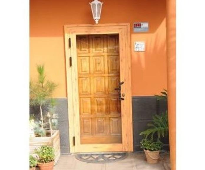 Puertas de entrada Tenerife