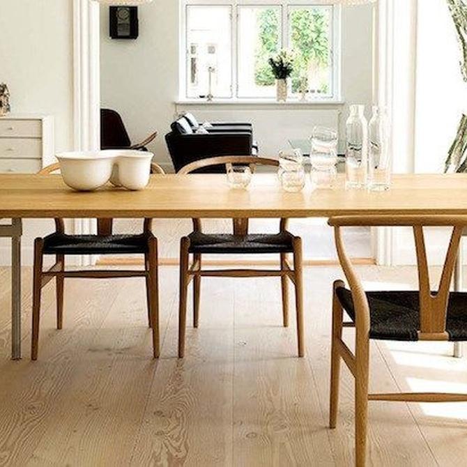 ¿Cuáles son las principales razones para escoger suelos de madera?