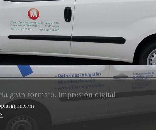 Impresión digital en Asturias   Puntocero Digital