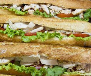 Bocadillos y sándwiches variados en Markina-Xemein
