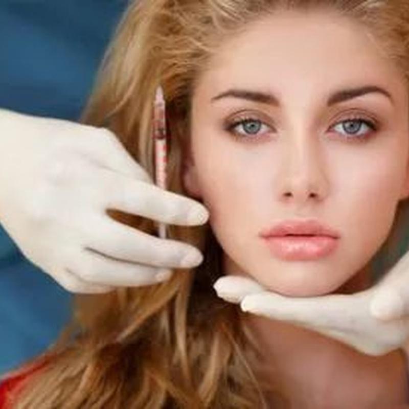 Mesoterapia facial: Tratamientos de Medicina Estética Profesional