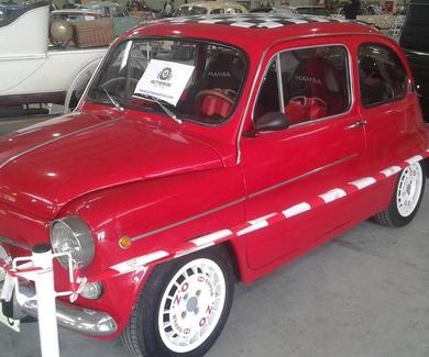 Restauración y transformación de coches clásicos