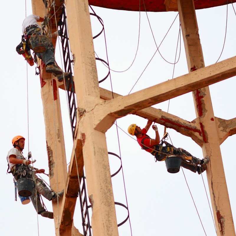 FACHADAS CANTABRIA Trabajos verticales Torrelavega-Santander