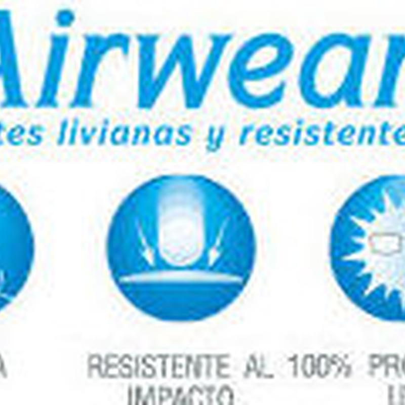 Lentes oftálmicas  : CATÁLOGO de Centro Óptico Villasan