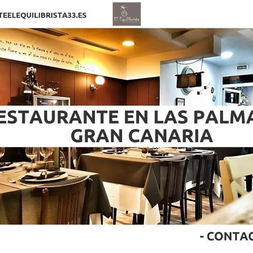 Cocina canaria en Las Palmas de Gran Canaria | El Equilibrista 33