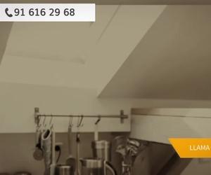 Muebles de cocina a medida en Villaviciosa de Odón | La Villa de Bricocina