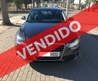 PEUGEOT 5008: COCHES DE OCASION de Automóviles Parque Mediterráneo