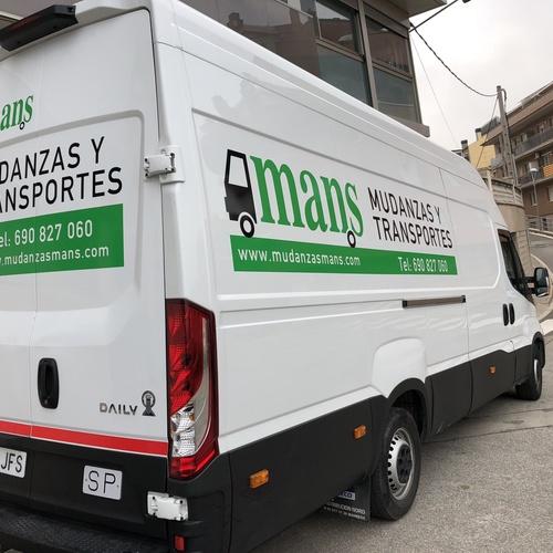 Servicio de trasporte urgente en Barcelona
