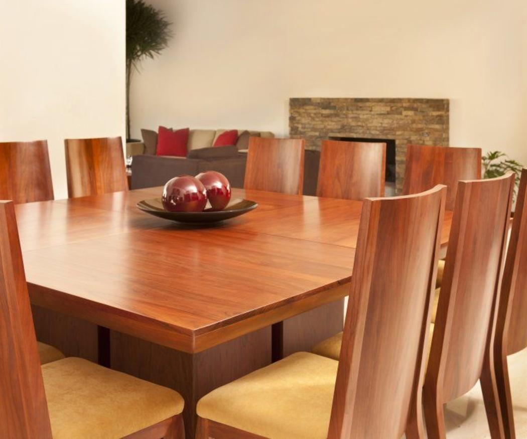Muebles de madera siempre perfectos