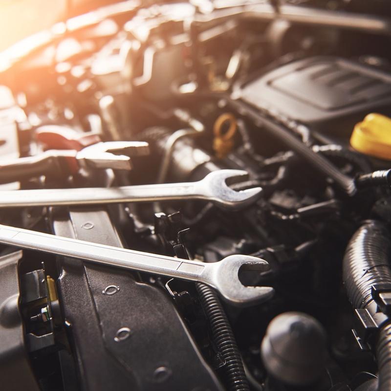 Reparaciones de vehículos