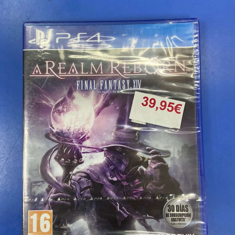 Arealm Reborn - Final Fantasy:  de Aubets Informàtica