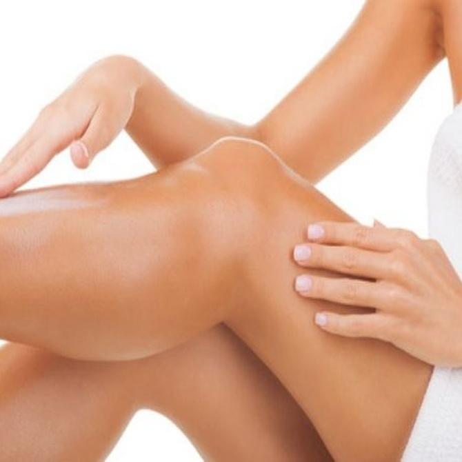 Trucos para cuidar tu piel tras la fotodepilación
