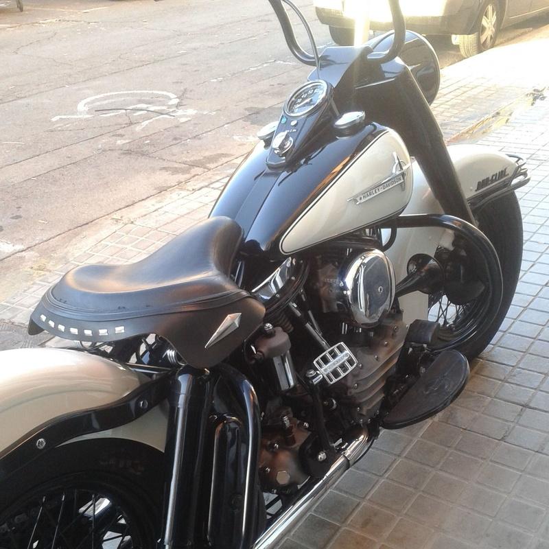 transformación harley davidson, customizar motos , restauracion harley davidson