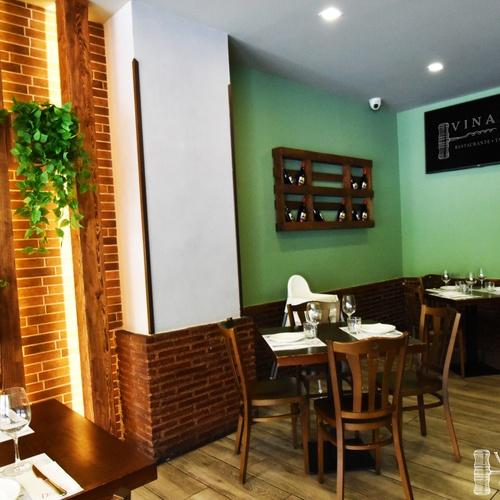 Restaurante en Carabanchel