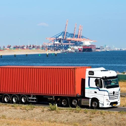 Transporte de mercancías por carretera en Mallorca