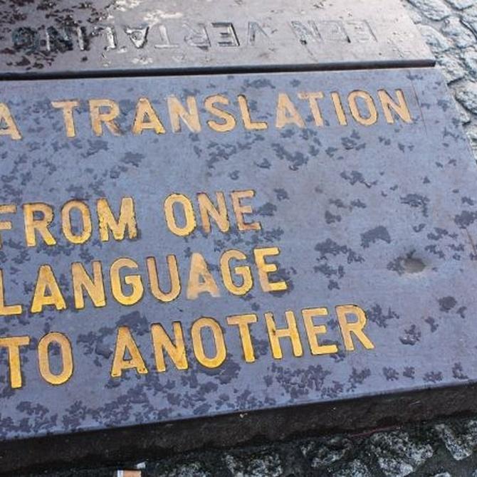 Motivos para contratar a un traductor