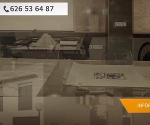 Certificado de eficiencia energética Granada: Estudio de Arquitectura Pablo Navas