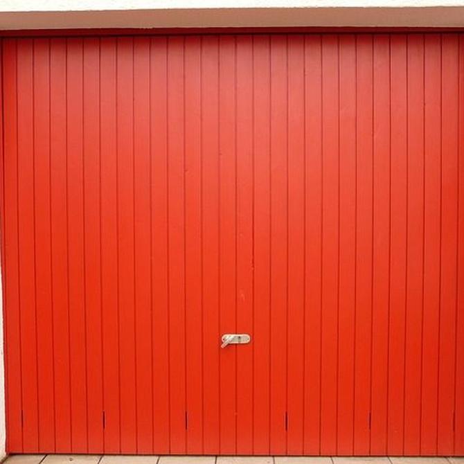 Qué factores debemos tener en cuenta a la hora de elegir una puerta de garaje
