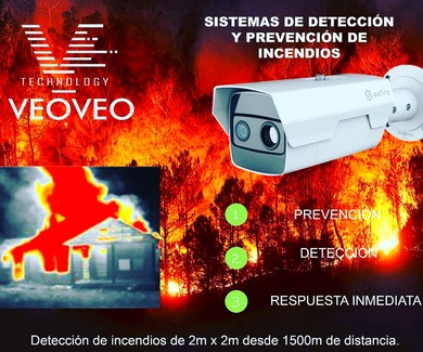 Tecnología al servicio de la seguridad contra incendios