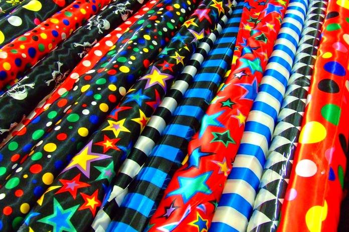 Telas de carnaval: Productos  de Triana Tejidos y Decoración