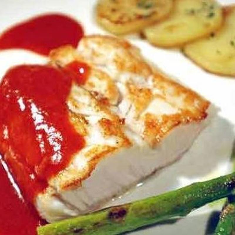 Pescados: Cartas y menús de Restaurante Artebakarra