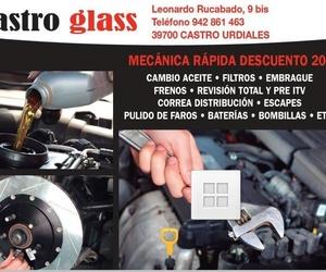 Mecánica rápida en Castro Urdiales