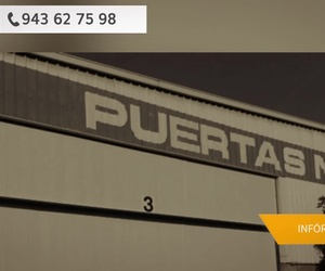 Extintores a precios en Gipuzkoa: Puertas Nueva Castilla
