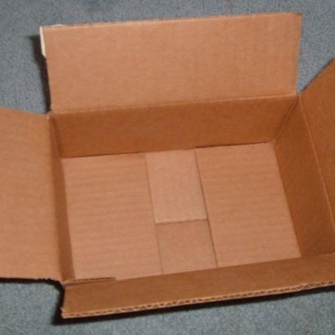 Cómo rellenar una caja de cartón para que el contenido no sufra