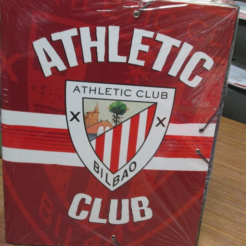 Carpeta Athletic