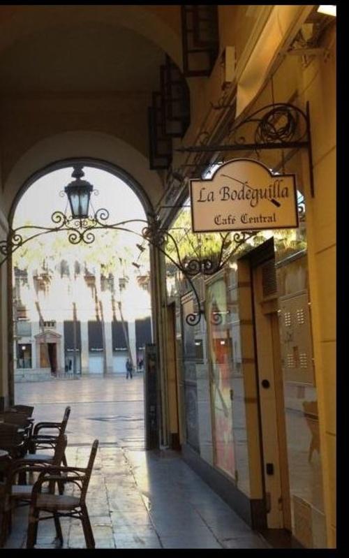 restaurantes centro Málaga | Café Central