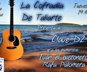 Algunas de las actuaciones y eventos en la Cofradía de Taliarte