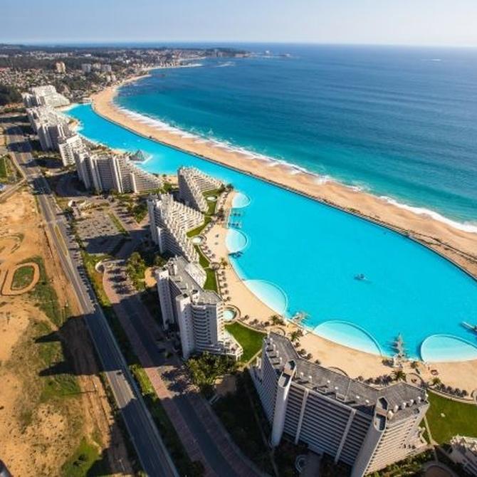 Las 4 piscinas más espectaculares del mundo