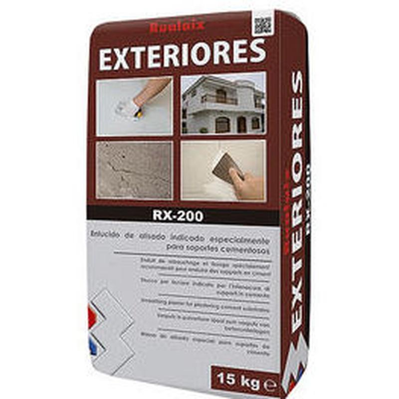 RX-200 Rualaix Exteriores Fino en almacén de pinturas en ciudad lineal.