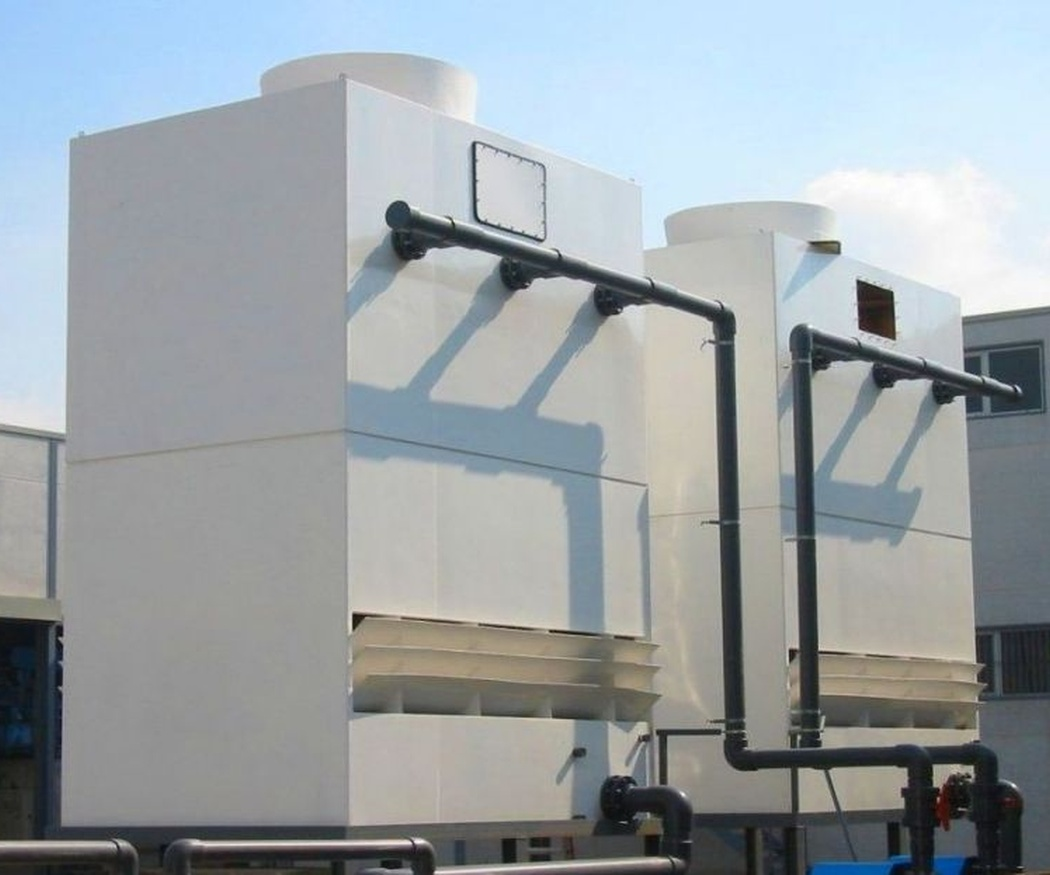 Torres de enfriamiento y sostenibilidad
