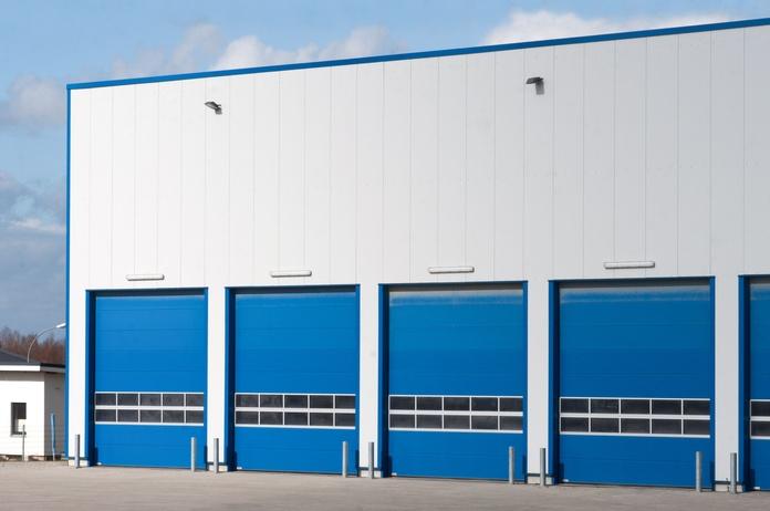 Puertas industriales: Productos de Tecdoor Tenerife