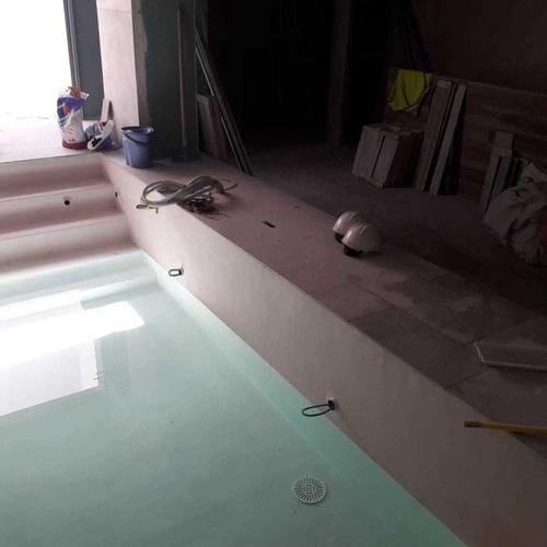 Instalación eléctrica piscina hotel Mislata, Herman Servicios