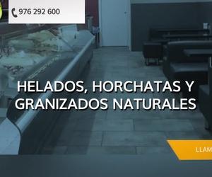 Helados caseros en Zaragoza | Helados Tortosa