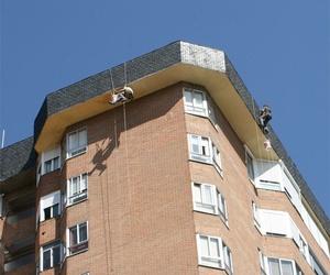 Impermeabilización de fachadas en Valladolid