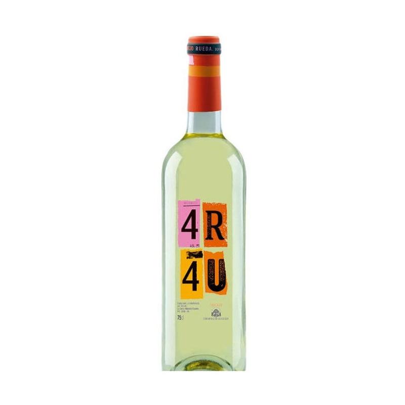 4R 4U - Blanco Verdejo: Catálogo de Mainake XXI