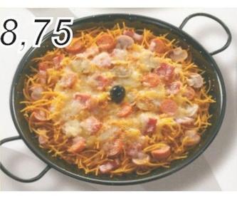 Tortellini de ricota y espinaca. a  las finas hierbas.: Carta de Casa Luciano