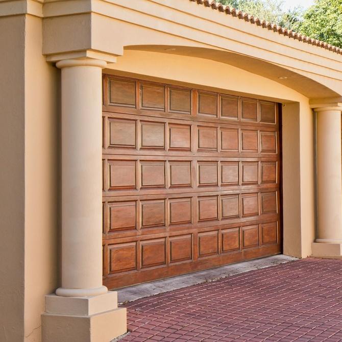 Importancia del mantenimiento de la puerta del garaje