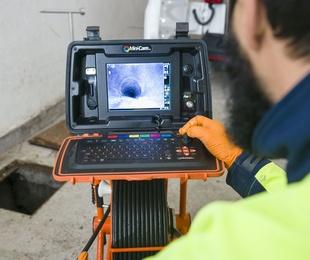 Ventajas de la inspección de tuberías con cámara CCTV