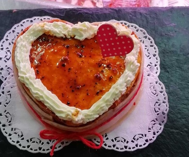 Platos para San Valentin