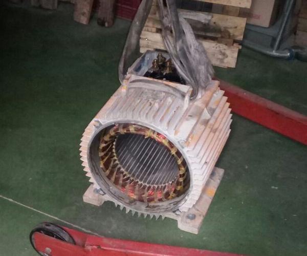 Bobinado de motores eléctricos en Almería