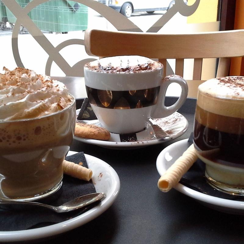 Cafés y Tés especiales: Servicios de Cafetería Tosteria O´Clock