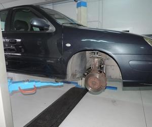Cambio de ruedas en Podiumautocentros