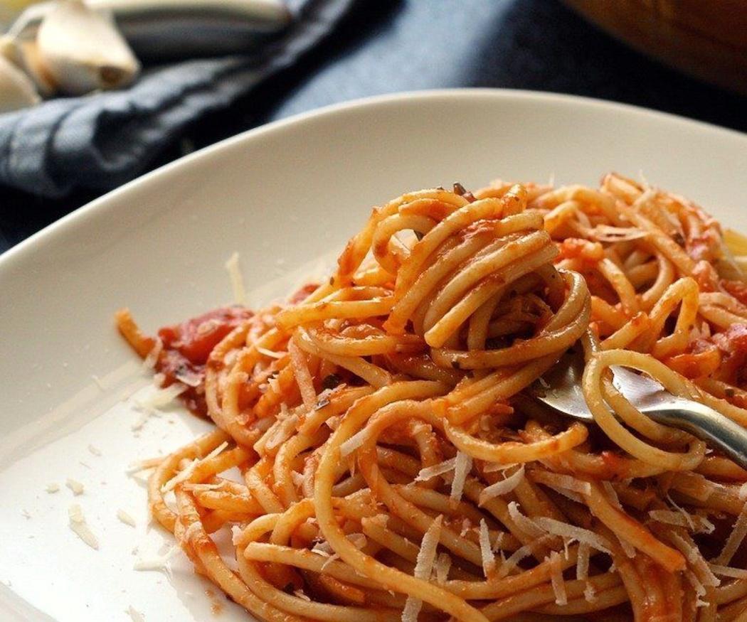 ¿Qué puede estropear un plato de pasta?